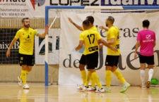 El Jaén FS golea al Córdoba y se alza con el IX Trofeo del Olivo