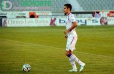 El defensa José Cruz, nuevo jugador del Linares Deportivo
