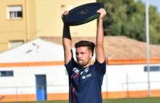 José Espinar firma con el Linares Deportivo y ya se ejercita con el equipo
