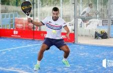 Antonio Luque y Jon Sanz arrasan y ya están en la final de previa del Menorca Open