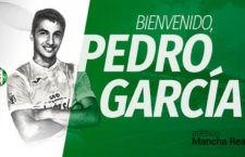 El Mancha Real completa su defensa con Pedro García