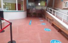 La piscina cubierta municipal de Linares reabre con medidas extraordinarias