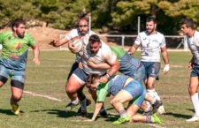 El Jaén Rugby incorpora al malagueño Miguel Ángel Ponce 'Samoa'