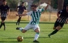 Rovira, nuevo jugador rojiblanco. Foto: Atco. Porcuna.