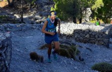 Nuevo triunfo regional para la atleta jiennense. Foto: Club Sierra Sur Jaén.