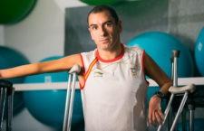 Tajuelo es convocado para el Campeonato de Europa de Natación Adaptada