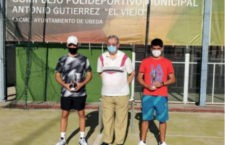Úbeda acogió una nueva prueba del Andalucía Tenis Tour 'Circuito 2020'