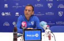 """Alberto González: """"Nos hemos preparado para llegar en las mejores condiciones posibles"""""""