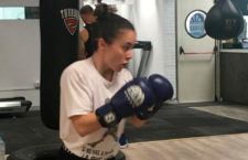Histórica medalla de Carmen González en el Europeo de Boxeo