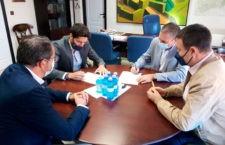 El Linares Deportivo lucirá el lema 'Jaén, paraíso interior' en la parte posterior de su camiseta