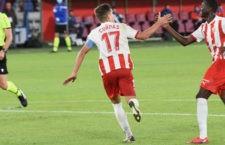 Extraordinaria actuación de Corpas. Foto: La Liga.