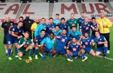 Los manchegos vienen de eliminar al Real Murcia. Foto: CS Puertollano CF.