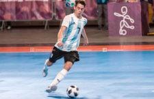 El ala argentino Ezequiel Ramírez refuerza al Mengíbar FS