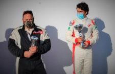 Fidel Castillo lidera a los pilotos jiennenses en el circuito de Ascari
