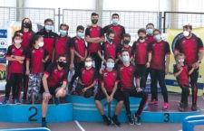 El Grupo de Espeleología de Villacarrillo vuelve a proclamarse campeón de Andalucía