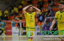 El Jaén FS suma otro aplazamiento tras los positivos en O Parrulo