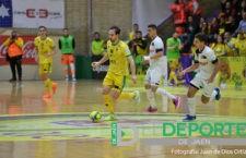 El Jaén FS intentará prolongar su condición de invicto