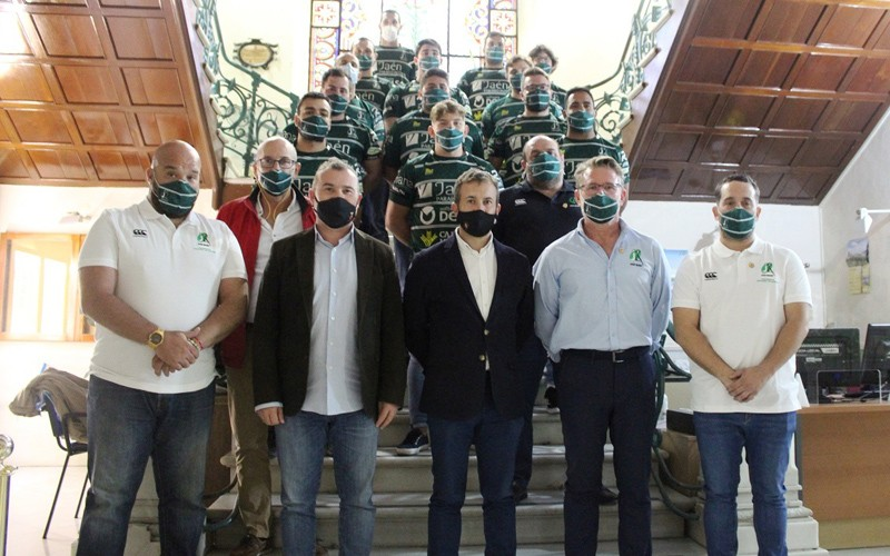 Jaén Rugby Ayuntamiento de Jaén
