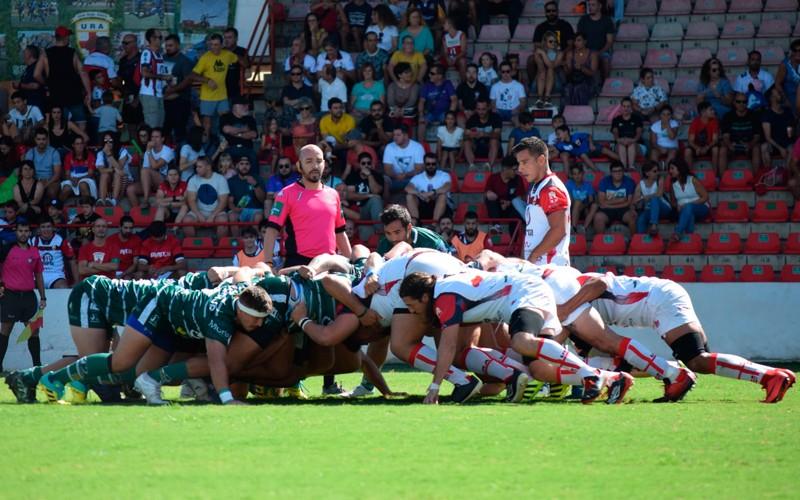 jaén rugby ur almería