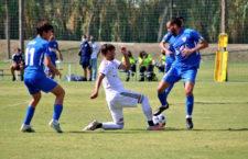 Un penalti da el triunfo al Linares Deportivo ante el Marbella FC