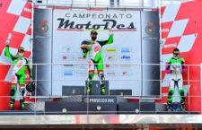 Exitoso papel de Sergio López y Bruno Baños en el Andaluz Supersport 300
