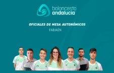Confirmados los oficiales de mesa de la FAB Jaén para esta temporada