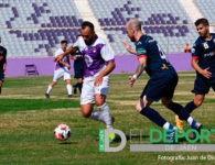 El Real Jaén salva un punto en el derbi ante el Torredonjimeno
