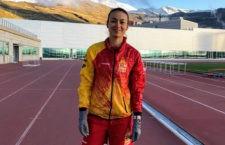 Silvia Lara completa su convocatoria con la selección española de montañismo