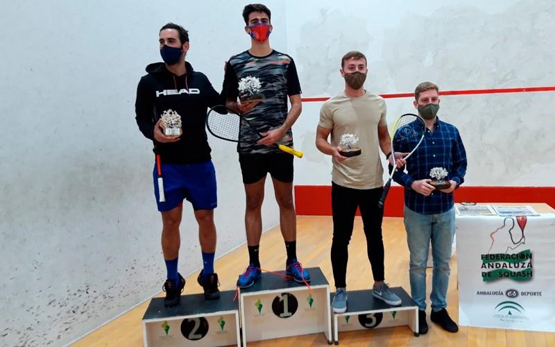 campeonato andalucía squash