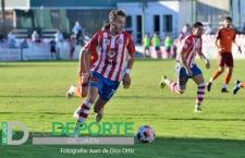 Jorge Vela lidera la reacción del Torredonjimeno para empatar ante el Almería B