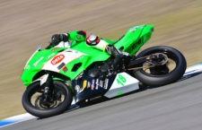 Ángel Heredia competirá por el título en el nacional de Superbikes júnior