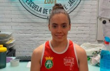 Nuevo éxito para Carmen González. Foto: @UJA.