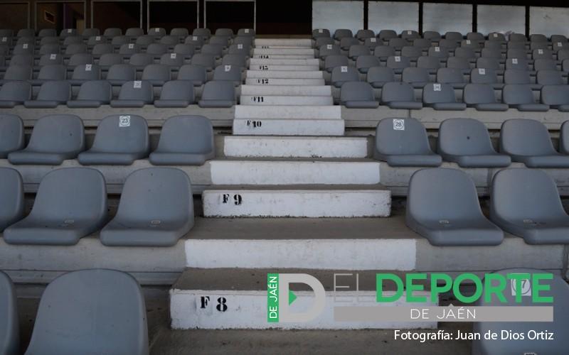 grada estadio fútbol