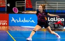 La arjonillera Manuela Díaz, campeona de España de bádminton