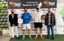 Jaén acogió el Campeonato de España. Foto: FEP.