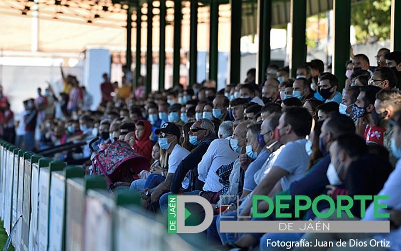 Torredonjimeno, Porcuna y Torreperogil tendrán que jugar a puerta cerrada