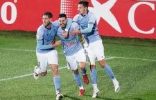 Los celestes, rivales del Linares Deportivo. Foto: Sevilla FC.