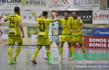 El Jaén FS, a olvidar un febrero fatídico ante un Levante en racha