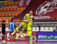 El Jaén FS vence al Cartagena y se mete en los cuartos de la Copa del Rey
