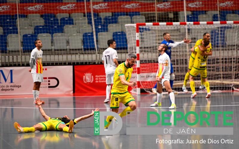 jaén paraíso interior semifinal copa del rey futsal