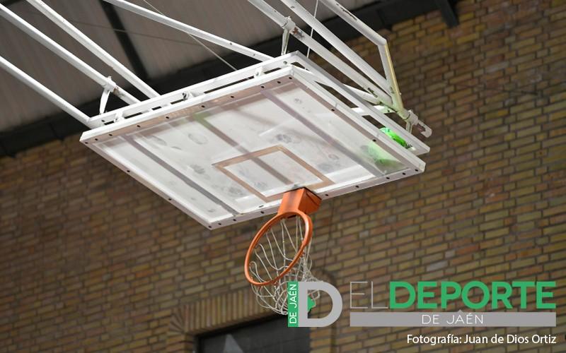 baloncesto canasta jaén