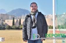 """Carlos Alberca: """"El objetivo es presentar a Jaén como candidata a Ciudad Europea del Deporte"""""""