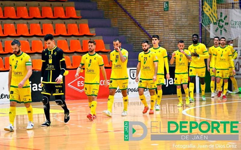 Aplazados oficialmente los partido del Jaén FS ante Valdepeñas y Córdoba