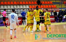 Nueva oportunidad para que el Jaén FS vuelva a sumar un triunfo
