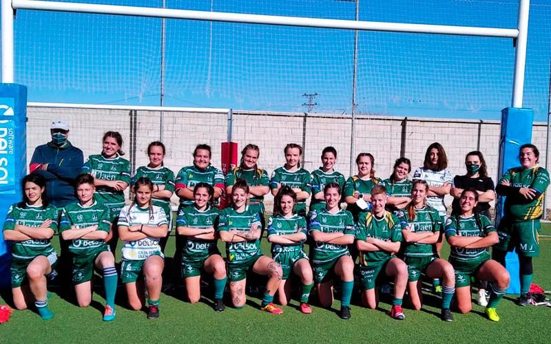 jaen rugby femenino