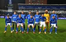 El Linares Deportivo termina la primera vuelta en puestos de ascenso a Segunda División