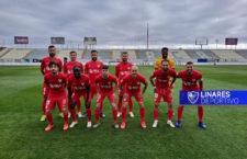 El Linares Deportivo vuelve a la liga con una victoria ante el Lorca