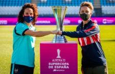 La futbolista jiennense, a la caza de la Supercopa. Foto: Levante UD.