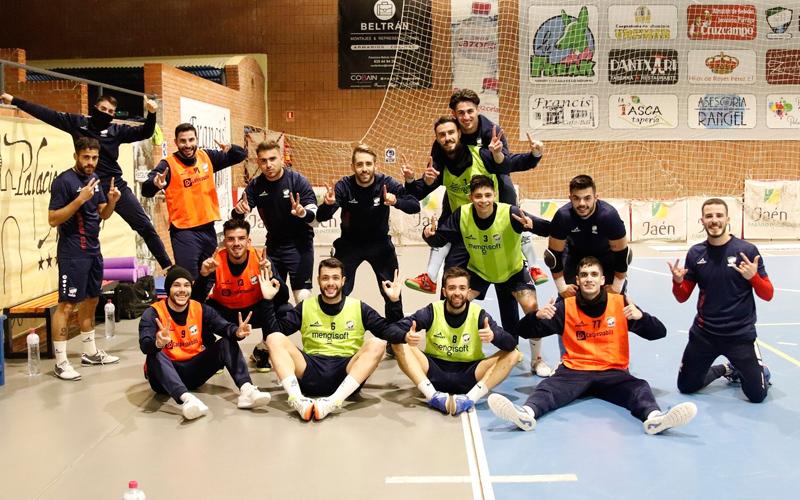 El Mengíbar FS visita Zaragoza a la caza de su tercer triunfo consecutivo