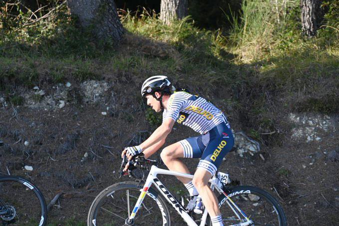 Díaz Gallego, ciclista jiennense